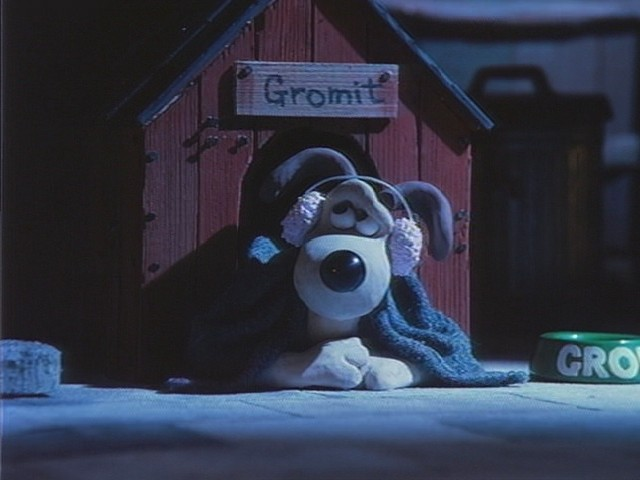 Animated Heroes Gromit