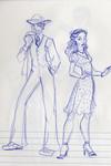 sb 40s couple