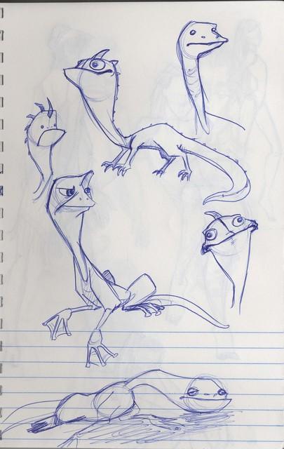 sb lizard concept