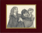 Trio drawing 2