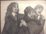 trio drawing