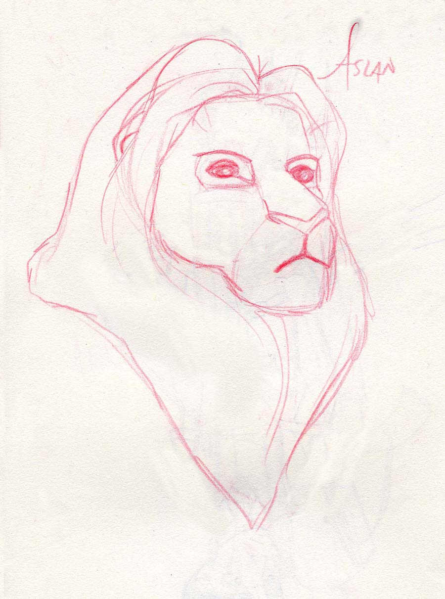 Aslan from The Chronicles of Narnia