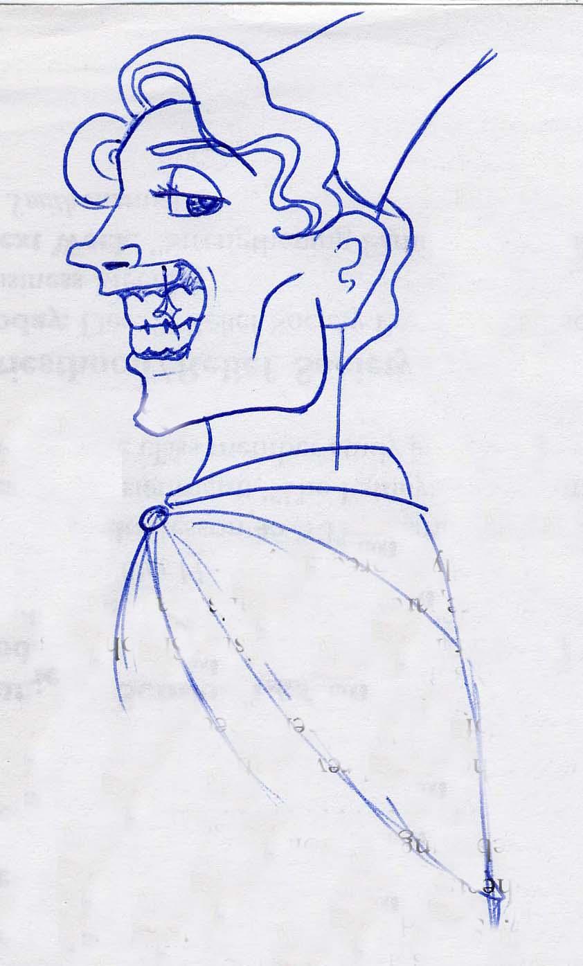 Gilderoy Lockhart flashes his famous, award-winning smile