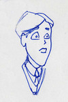 A character sketch of Justin Finch-Fletchley