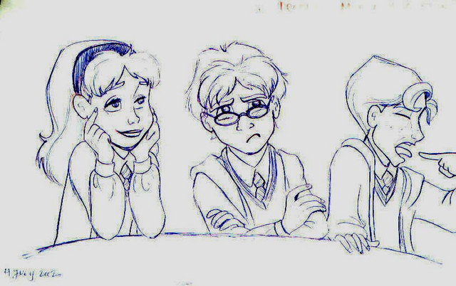 Gilderoy Lockhart's teaching style is met with mixed reactions