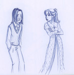 At school, Lily confronts Snape about his new friends and their Dark methods.