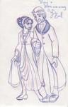 Yule Ball couple