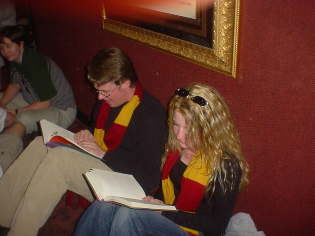 Line Reading