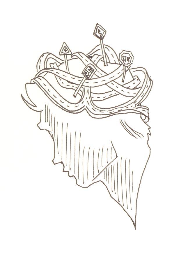 03 Traffic in My Mind