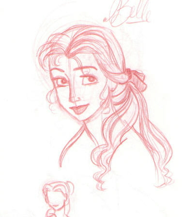 A sketch of Belle