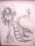 fd Snake Woman