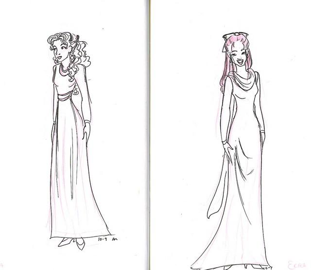 Original 12 Dancing Princesses 4