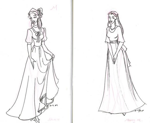 Original 12 Dancing Princesses 5