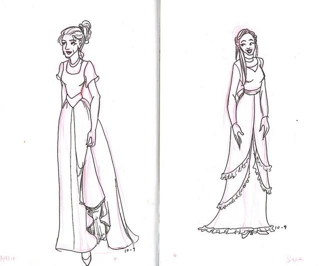 Original 12 Dancing Princesses 6