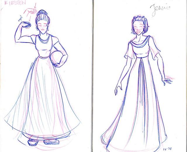 Revised 12 Dancing Princesses 5