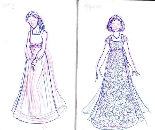 Revised 12 Dancing Princesses 6