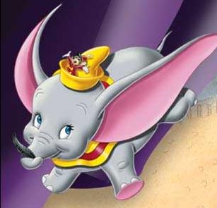 Animated Heroes . . . Dumbo