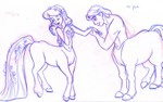 Centaurs from Fantasia