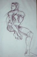 Highlight for album: Figure Drawing Gallery