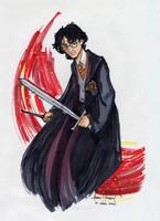 Highlight for album: Harry Potter Gallery