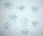 Sidekick expressions