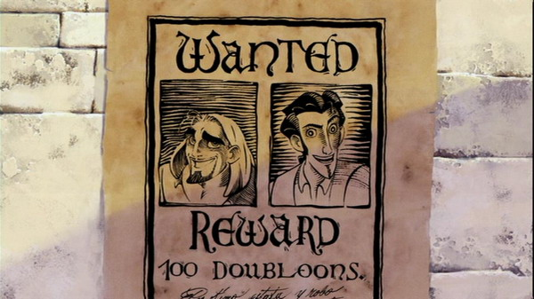 Flynn Rider Wanted Poster http://zell-dincht.tumblr.com/post/3734184795/wanted-flynn-rider-oops-i-did-it-again
