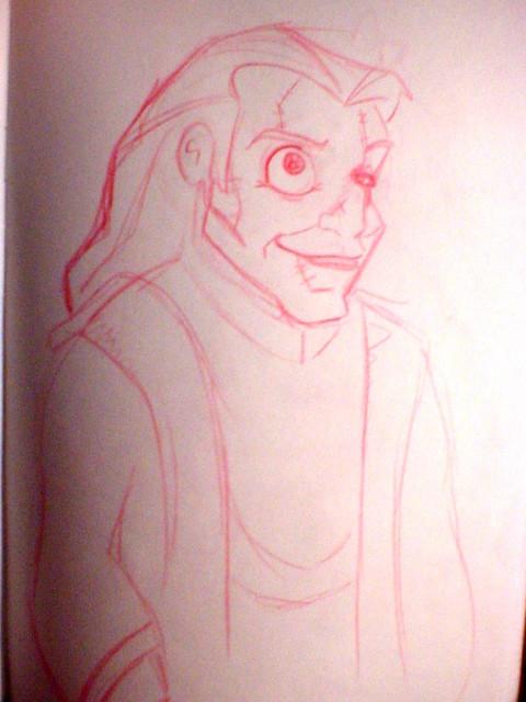 "Professor Alastor ""Mad-Eye"" Moody"