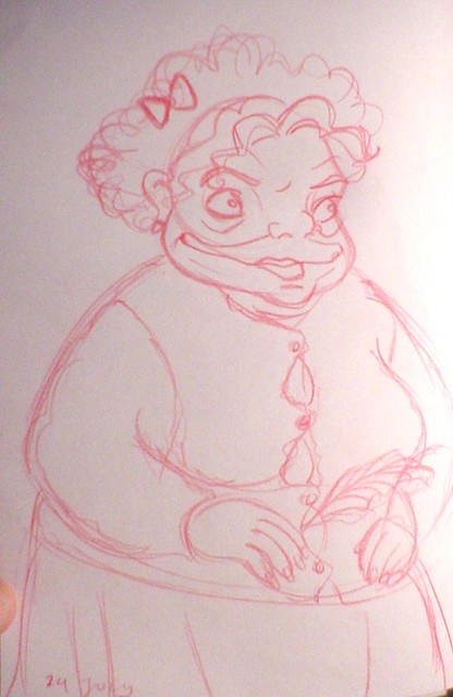 "Professor/""Headmistress""/Hogwarts High Inquisitor Dolores Jane Umbridge"