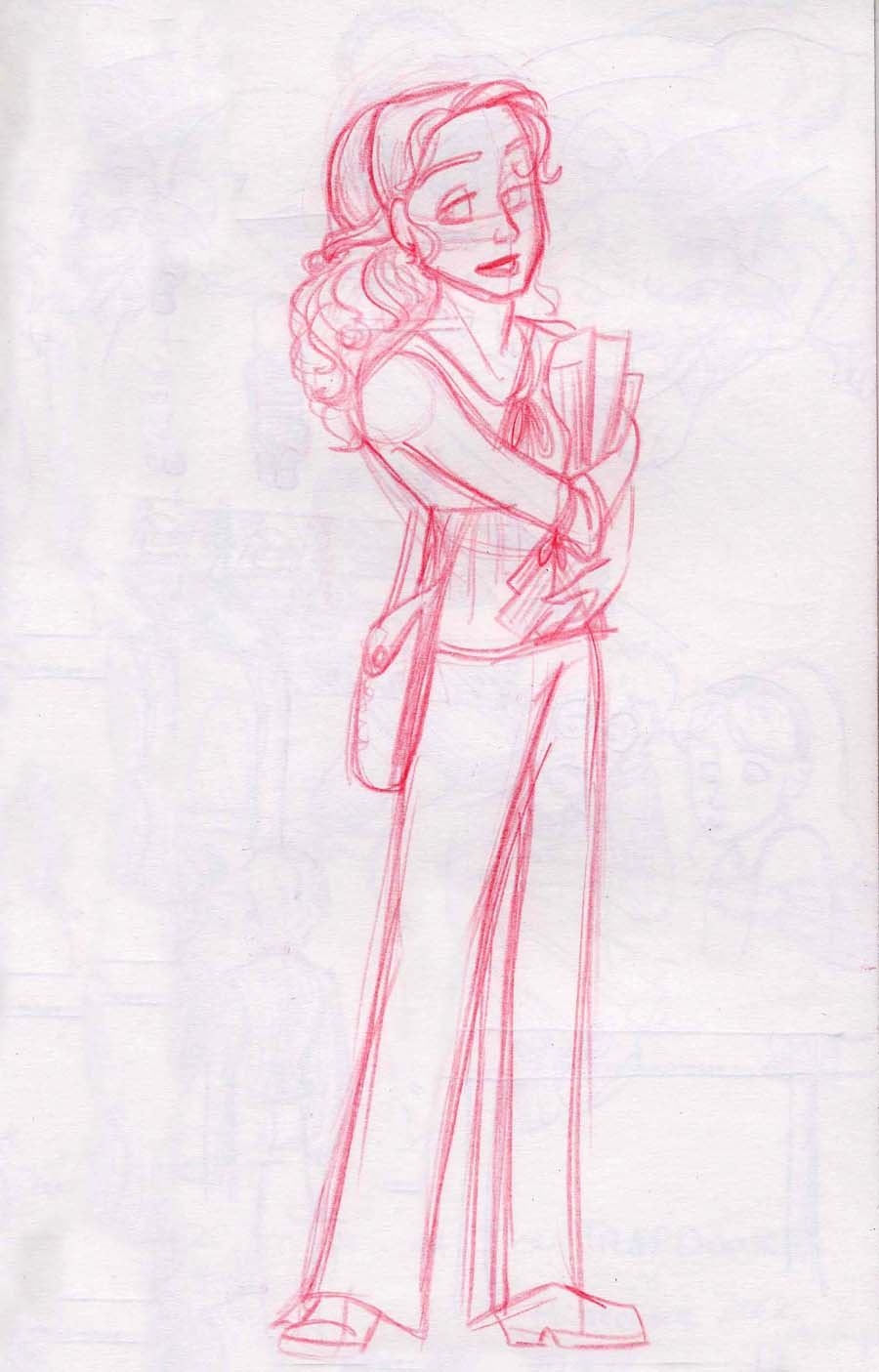 Hermione Granger, Hogwarts University's star student