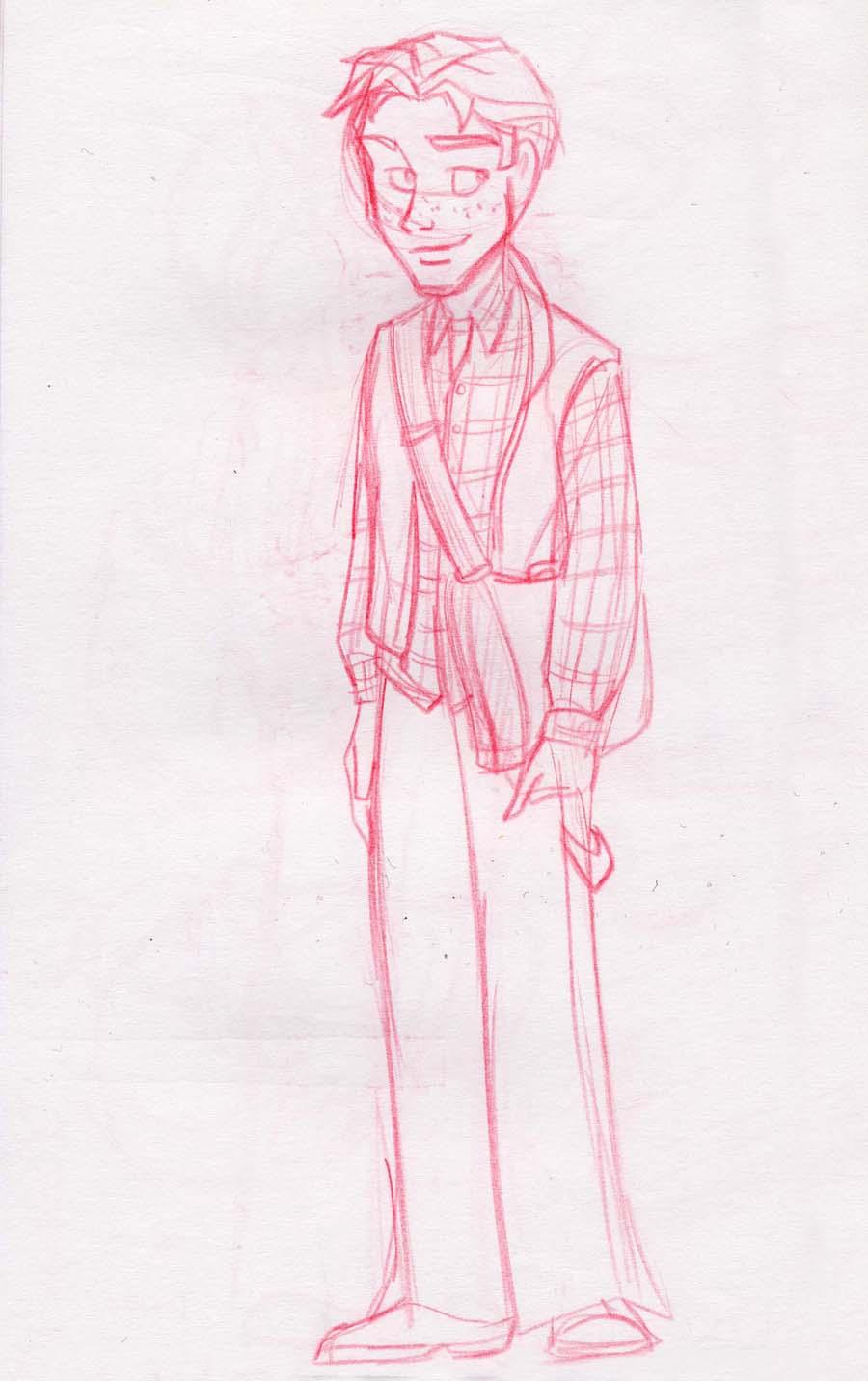 Ron Weasley at Hogwarts University