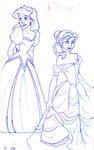 Disney Princesses 1