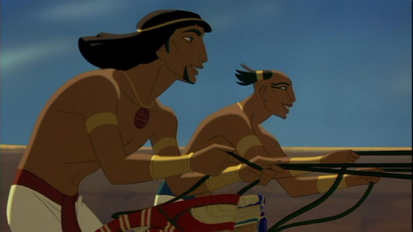 prince of egypt moses and rameses relationship tips
