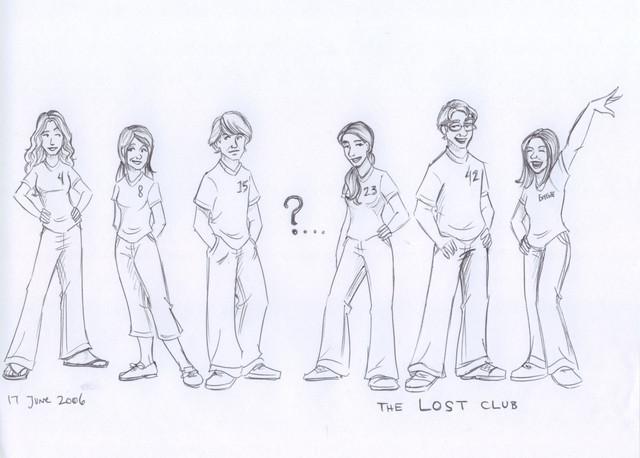 LOST club3