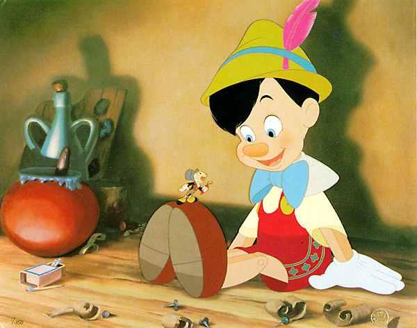 Animated Heroes Pinocchio