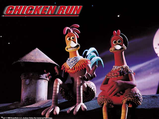 Chicken Run Quotes: Animated Heroes . . . Rocky