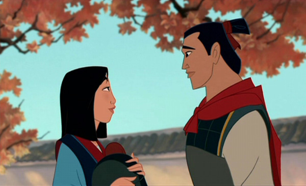 Animated Heroes . . . Captain Li Shang
