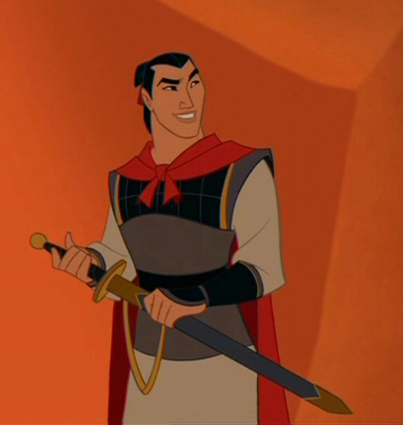 Animated Heroes Captain Li Shang