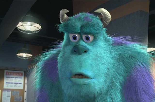 Animated Heroes Sulley