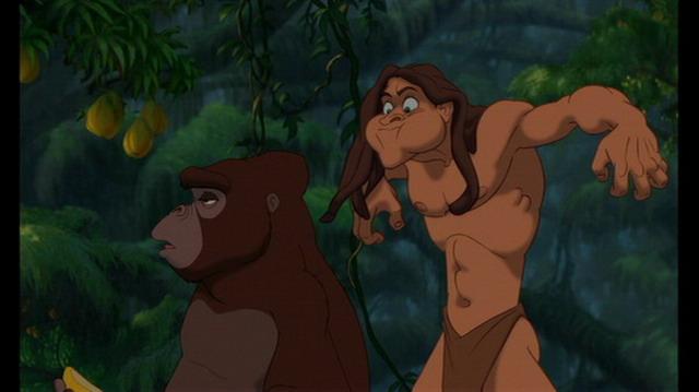 Animated Heroes Tarzan