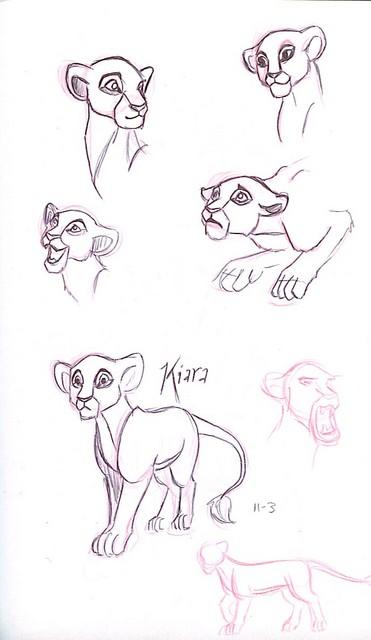 A montage of Kiara