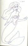A sketch of Ariel