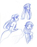 Some recent sketches of Ariel